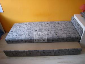 české gauče rozkládací s úložným prostorem
