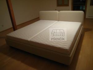 postel velikost na míru
